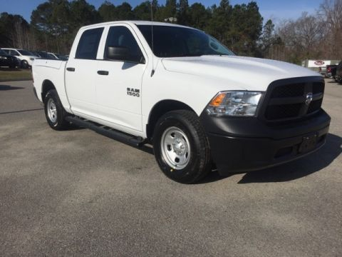 NEW 2018 RAM 1500 TRADESMAN CREW CAB 4X2 5'7 BOX