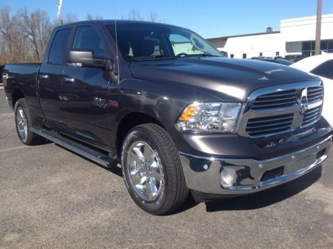 NEW 2018 RAM 1500 BIG HORN QUAD CAB® 4X4 6'4 BOX