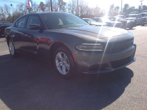 NEW 2018 DODGE CHARGER SXT RWD