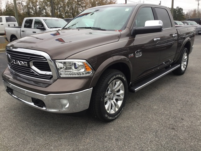 New 2018 Ram 1500 Laramie Longhorn Crew Cab in Orangeburg #180084 | Plaza Chrysler Dodge Jeep ...
